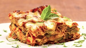 Food Lasagna Meal 1920x1080 wallpaper