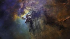 Hubble Nebula Deep Space 5353x3011 Wallpaper