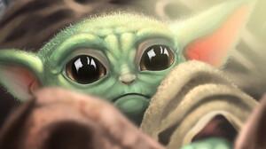 Baby Yoda Star Wars 1920x1345 Wallpaper