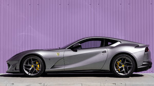 Ferrari Silver Car Sport Car Car 2000x1334 wallpaper