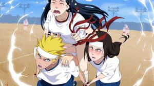Anime Hinata Hy Ga Naruto Naruto Uzumaki Neji Hy Ga 3200x2260 Wallpaper