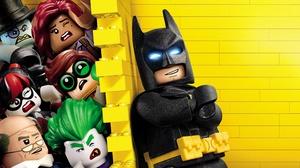 Alfred Pennyworth Batman Harley Quinn Joker Lego Robin Dc Comics The Lego Batman Movie 4294x2339 Wallpaper