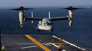 Military Bell Boeing V 22 Osprey 3000x2008 Wallpaper