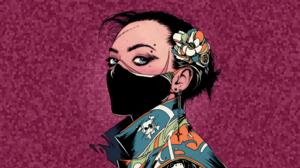Illustration Digital Digital Art Abstract Futuristic 2560x1440 Wallpaper