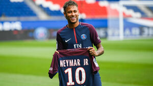 Brazilian Neymar Paris Saint Germain F C Soccer 1920x1080 Wallpaper