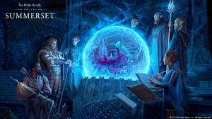 The Elder Scrolls Online The Elder Scrolls Online Summerset RPG Video Games PC Gaming 2018 Year 1920x1080 Wallpaper