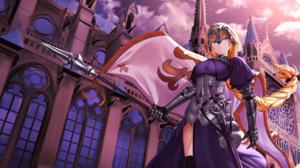 Jeanne D 039 Arc Fate Series Ruler Fate Grand Order 2500x2000 Wallpaper