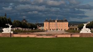 Man Made Schwetzingen Palace 1920x1080 wallpaper