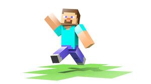 Minecraft Mojang Steve Minecraft 3840x2160 Wallpaper
