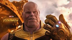 Thanos 3200x1800 wallpaper