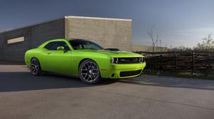 Dodge Challenger 2560x1600 Wallpaper