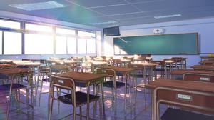 Chair Classroom Sunshine Table 1920x1152 Wallpaper