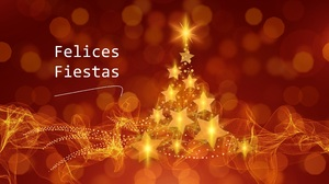 Christmas Christmas Tree Happy Holidays 3840x2160 Wallpaper
