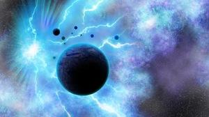 Sci Fi Planet 1600x1200 wallpaper