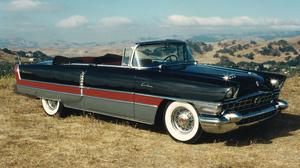 Black Car Car Luxury Car Old Car Packard Caribbean Convertible Vintage Car 2000x1430 Wallpaper
