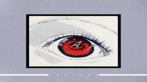 Neon Genesis Evangelion Rei Ayanami Vaporwave Eye 3840x2160 wallpaper