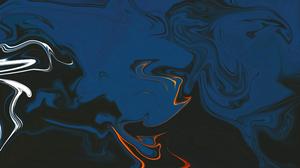 Abstract Fluid Liquid Artwork ArtStation 3840x2160 Wallpaper