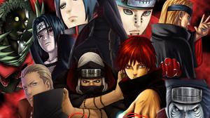 Pain Naruto Hidan Naruto Kisame Hoshigaki Konan Naruto Itachi Uchiha Deidara Naruto Sasori Naruto Ze 1600x1200 Wallpaper