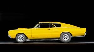 Dodge Charger Hot Rod Mopar Muscle Car 6144x4096 Wallpaper