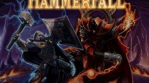 Music HammerFall 1600x1200 Wallpaper