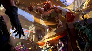 D Va Overwatch Genji Overwatch Hanzo Overwatch Junkrat Overwatch Mccree Overwatch Mercy Overwatch Ov 1920x1080 Wallpaper