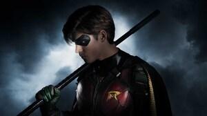 Brenton Thwaites Dick Grayson Robin Dc Comics Superhero Teen Titans 7000x4667 Wallpaper