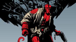 Hellboy 2292x1384 wallpaper