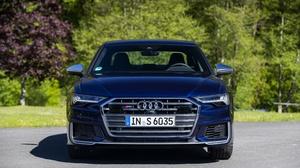 Audi Audi A6 Blue Car Car Luxury Car Vehicle 4096x2730 Wallpaper