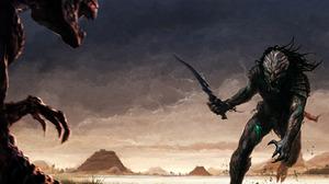 Alien Vs Predator Predator 1600x1200 Wallpaper