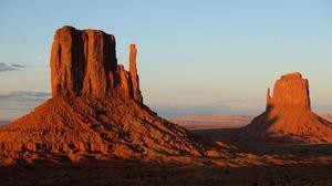 Desert Landscape Monument Valley Nature Rock Usa Utah 2560x1920 Wallpaper