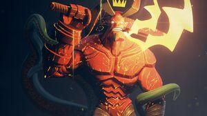 Hellboy 1688x1411 wallpaper