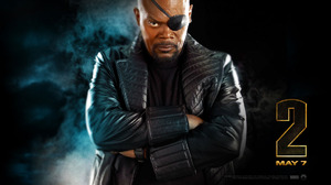 Nick Fury Iron Man 2 Samuel L Jackson 1920x1200 Wallpaper