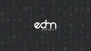 EDM Music Electronic Music Simple Background 1920x1080 Wallpaper