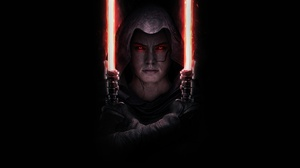 Girl Lightsaber Star Wars 3000x1500 wallpaper