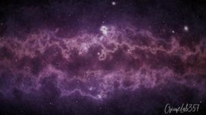 Deep Space Milky Way Nebula Digital Art Crimelab357 Liam Ragnathsingh 1920x1080 Wallpaper