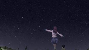Anime Angel Beats 1617x1200 wallpaper
