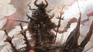 Dark Demon 1920x1440 Wallpaper