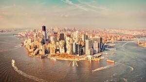 New York 1920x1080 wallpaper