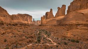 Desert Utah USA Rocks 3000x2000 Wallpaper