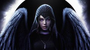 Raven Teen Titans Teagan Croft DC Universe 3840x2160 Wallpaper