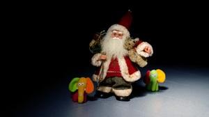 Christmas Santa 3200x2119 Wallpaper