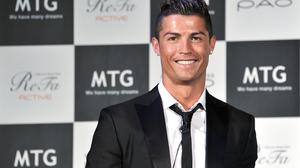 Cristiano Ronaldo Portuguese Soccer Suit 3099x2208 Wallpaper