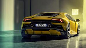 Lamborghini Huracan EVO RWD Car Super Car Vehicle 3840x2160 wallpaper