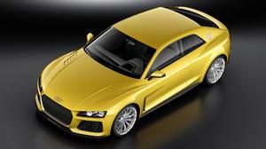 Vehicles Audi Sport Quattro 2560x1600 wallpaper