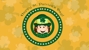 Clover St Patrick 039 S Day 1920x1200 Wallpaper