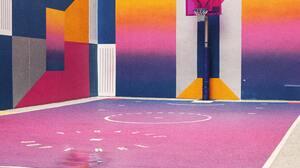 Basketball Colorful 5184x3456 Wallpaper
