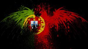 Flag Portuguese Flag 1920x1200 Wallpaper