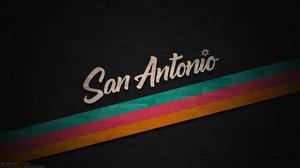 Basketball Crest Emblem Logo Nba San Antonio Spurs 3840x2160 Wallpaper