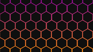 Abstract Hexagon 1920x1080 Wallpaper
