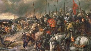 Knight Battle Of Agincourt History Artwork Military 1500x1093 Wallpaper